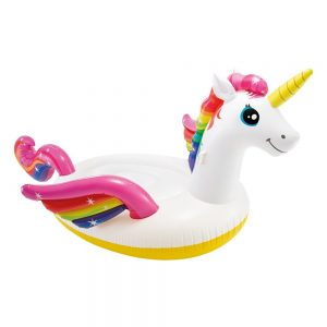 Intex Unicornio hinchable XL, 287 x 193 x 165 cm