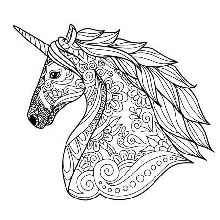 Dibujos De Unicornio Losunicornios Es