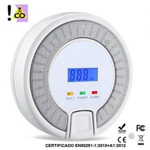 alarma de monoxido de carbono