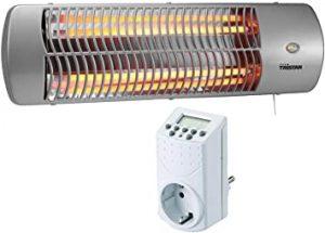 calefactor halogeno baño